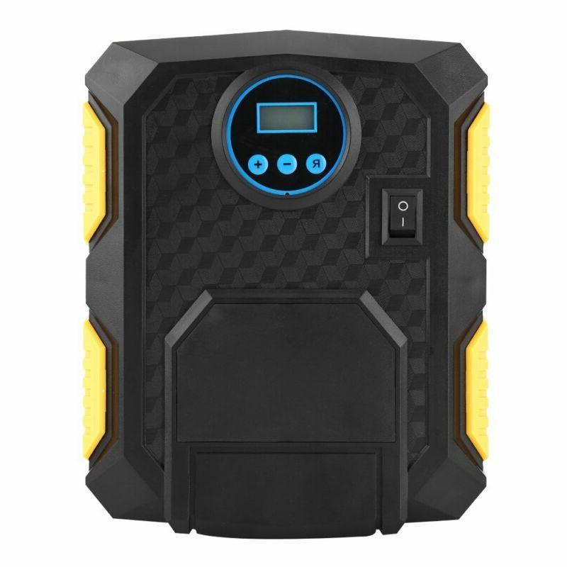 Portable Inflator Car Air Pump Electric PSI