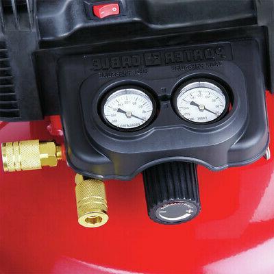 Porter-Cable 0.8 HP 6 Gallon Oil-Free Compressor C2002 New