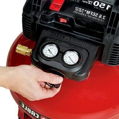 Porter-Cable Gallon Oil-Free Compressor C2002 New