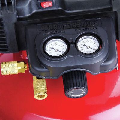 Porter-Cable 0.8 HP 6 Gallon Compressor New