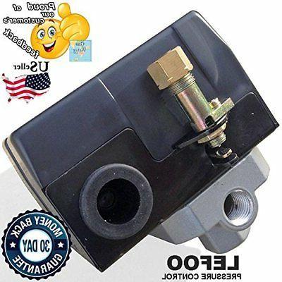 Heavy Duty Pressure Switch for Air Compressor 135-175 psi Fo
