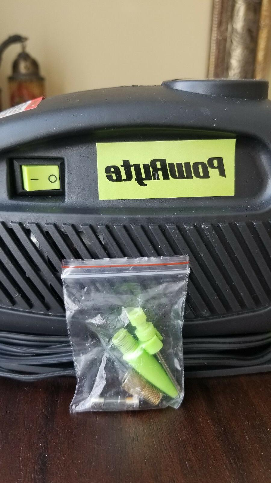 PowRyte Auto Inflator Air Car 12V with