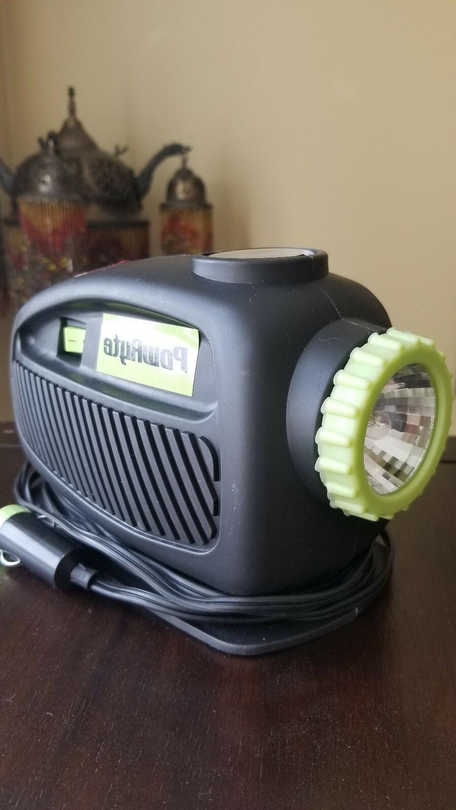 PowRyte Inflator Air 12V with