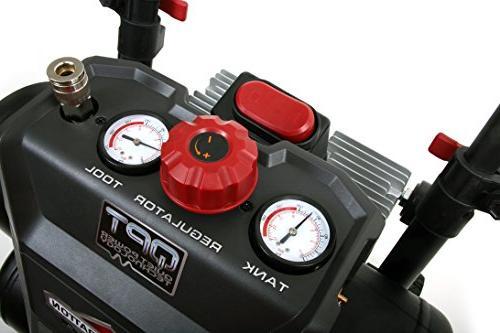 Briggs & Stratton Quiet Technology Air Compressor