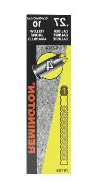 Remington Powder Actuated To Power Load .27 Yellow #R078758