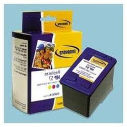 Replacement Ink Jet Cartridge, Replaces Epson T043120, Black