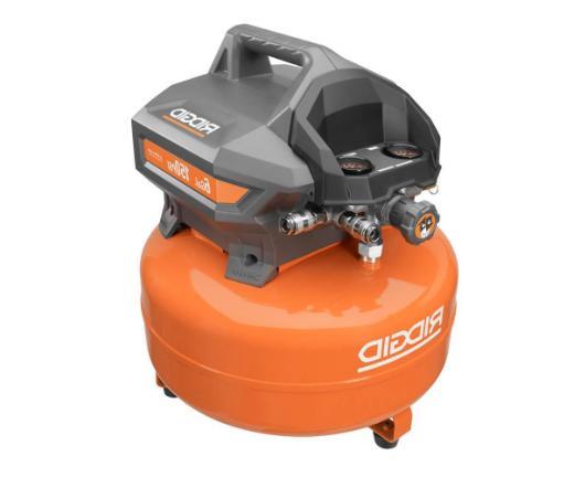 Ridgid Compressor 6 Pressure Portable