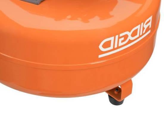 Ridgid Pancake Compressor Pressure Portable