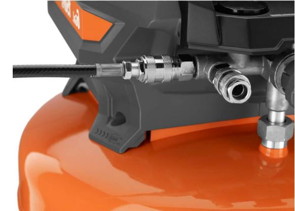 Ridgid Compressor Pressure