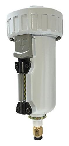 PneumaticPlus SAD402-N04D-MEP Compressed Air, External Water