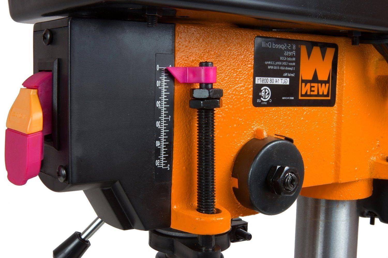 Table Drill Press WEN 4208 8-Inch Speed Machine Stand