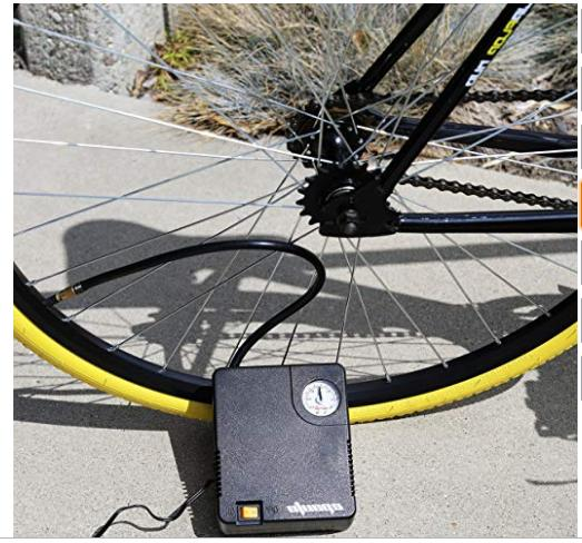 Tire Inflator Pump Portable