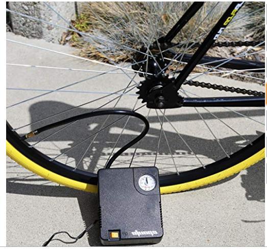 Tire Inflator Pump Portable