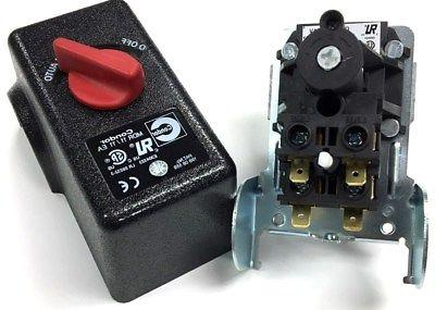 Two Stage Air Compressor Pressure Switch 4 Port 145 Psi On 1