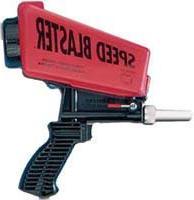 SpeedBlaster 007R Sandblast Gun Red Pistol Grip