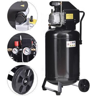 21 Gallon 125 PSI Vertical Air Compressor Cast Iron 2.5HP Mo