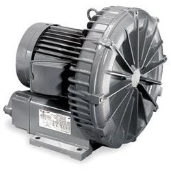 VFC080P-5T Fuji Regenerative Blower .11 hp, 1.2/.06 amps,115