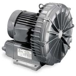 VFC300P-5T Fuji Regenerative Blower .51 hp, 5.0/2.5 amps, 11