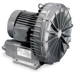 VFC600A-7W Fuji Regenerative Blower 4.5 hp, 11/5.5 amps, 200