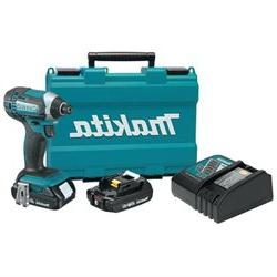 Makita XDT11R LXT 18V 2.0 Ah Cordless Lithium-Ion 1/4 in. He