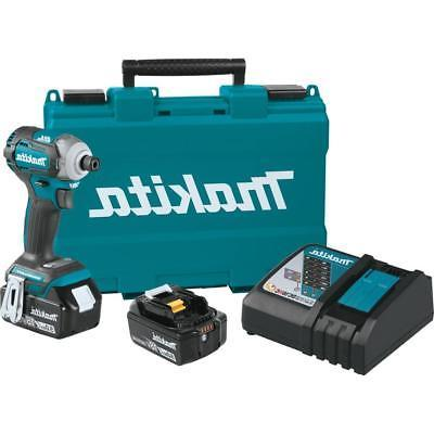Makita XDT12T 18V LXT Brushless Quick-Shift Mode 4-Speed Imp