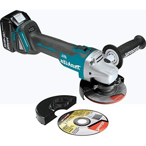 Makita 18V Lithium-Ion Brushless 6-Pc. Combo Kit