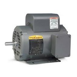 L1410T 5 HP, 1725 RPM NEW BALDOR AIR COMPRESSOR ELECTRIC MOT