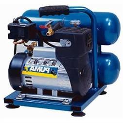 Puma Industries LA5721 Air Compressor, Single Stage Oil-Less