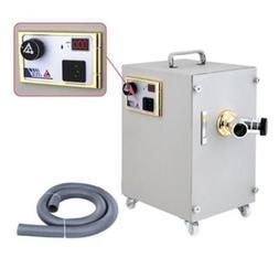 Super Dental Lab Digital 370W Single-Row Dust Collector Vacu