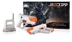 Recoil Laser Tag Starter Set, GPS enabled Multi-Player Smart