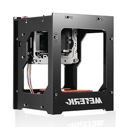 Meterk Laser Engraver Printer 1500mW Portable Household Art