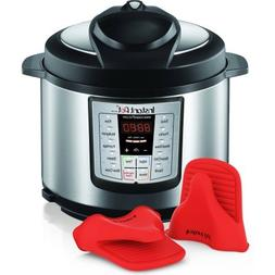 LATEST MODEL Instant Pot IP-LUX60-ENW Stainless Steel 6-in-1
