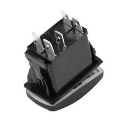 LED Rocker Switch Dual Light 20A 12V ON OFF <font><b>Air</b>