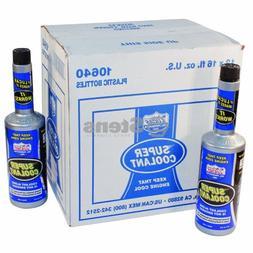 Lucas Oil Super Coolant / Case Of 12, 16 Oz Bottles