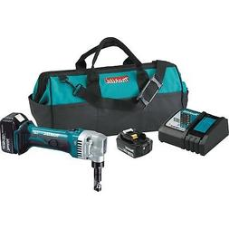 Makita 18V LXT 5.0 Ah Cordless Lithium-Ion 16 Gauge Nibbler