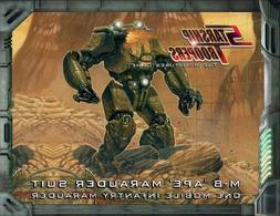 Starship Troopers M-8 Ape Marauder Suit