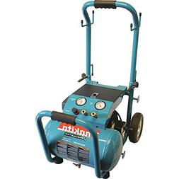 Makita MAC5200-R 3.0 HP 5.2 Gallon Oil-Lube Wheeled Dolly-St