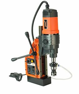"Cayken 1.8"" 1700W Magnetic Drill Press Machine 235RPM 450RPM"