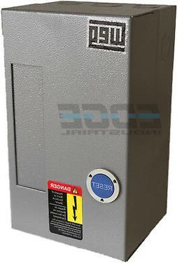WEG MAGNETIC STARTER FOR ELECTRIC MOTOR AIR COMRPESSOR 5 HP