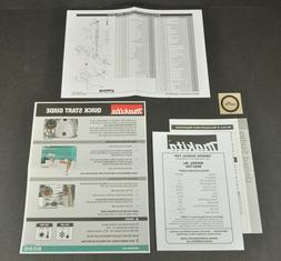 Makita Owners Manual Guide Oil Lubricated Air Compressor MAC