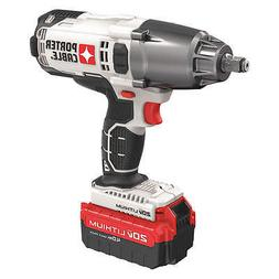"""PORTER CABLE 20V MAX* 1/2"""" Drive Cordless Impact Wrench - PC"""