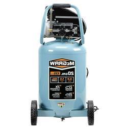 McGraw™ 20 gallon 1.6 HP 135 PSI Oil Lube Vertical Air Com