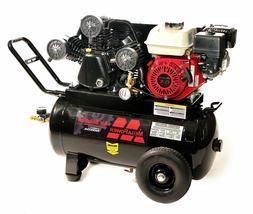 Mega MP-6520G 6.5-HP 20-Gallon 135-Psi Gas-Powered Belt Driv