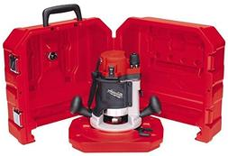 """New Milwaukee 5615-21 """"bodygrip"""" 1 3/4 Hp Router Tool 11 Amp"""
