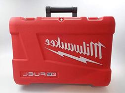 Milwaukee Tool Case Only - Fit for 2597-22 M12 12 Volt Tools