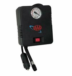 Mini 12V DC Air Compressor - Tire Inflator With Built In Pre