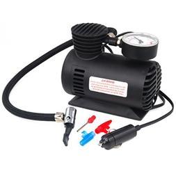 Trixes Trixes 12V Mini Compact Air Compressor 300 Psi Cigare