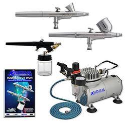multi purpose airbrushing system