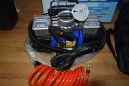 NEW EPAuto 12V DC Portable Air Compressor Pump, Digital Tire