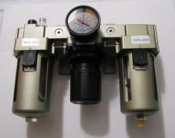 """1/2""""  NPT Air Filter Regulator Lubricator Combo  FRL for air"""